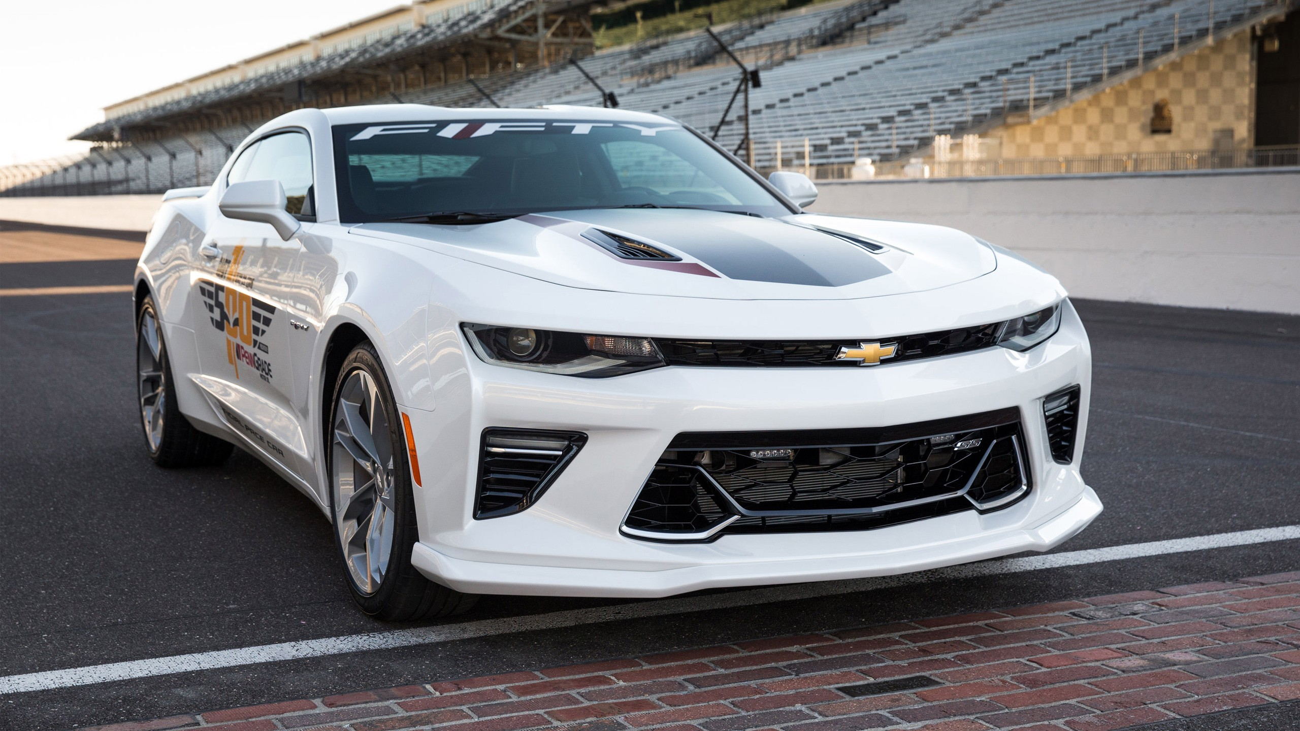 2017 Chevrolet Camaro 50th Anniversary Edition Wallpaper Hd Car | 2017 ...