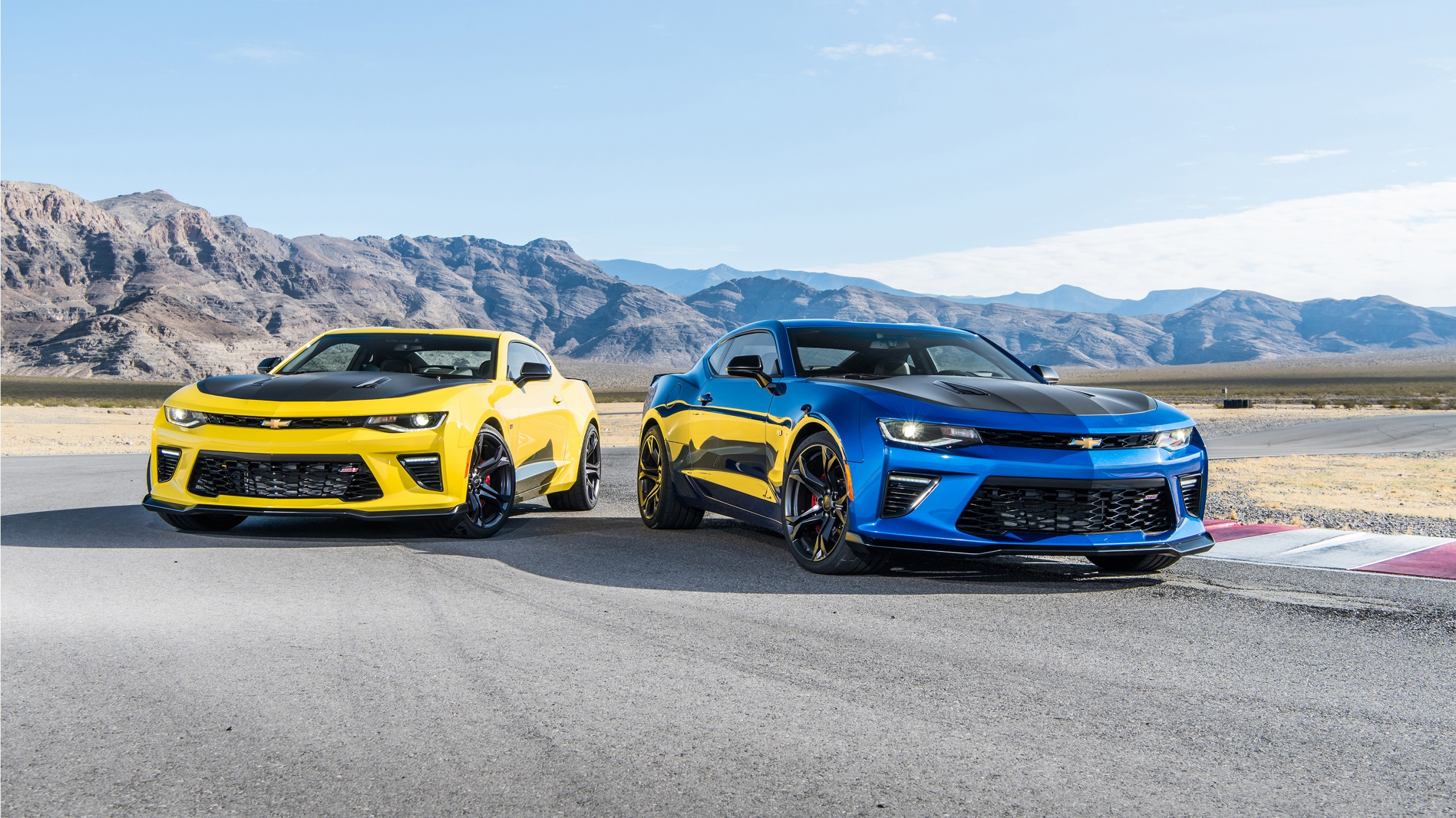 2017 Chevrolet Camaro Ss Wallpaper Hd Car Wallpapers Id 7167