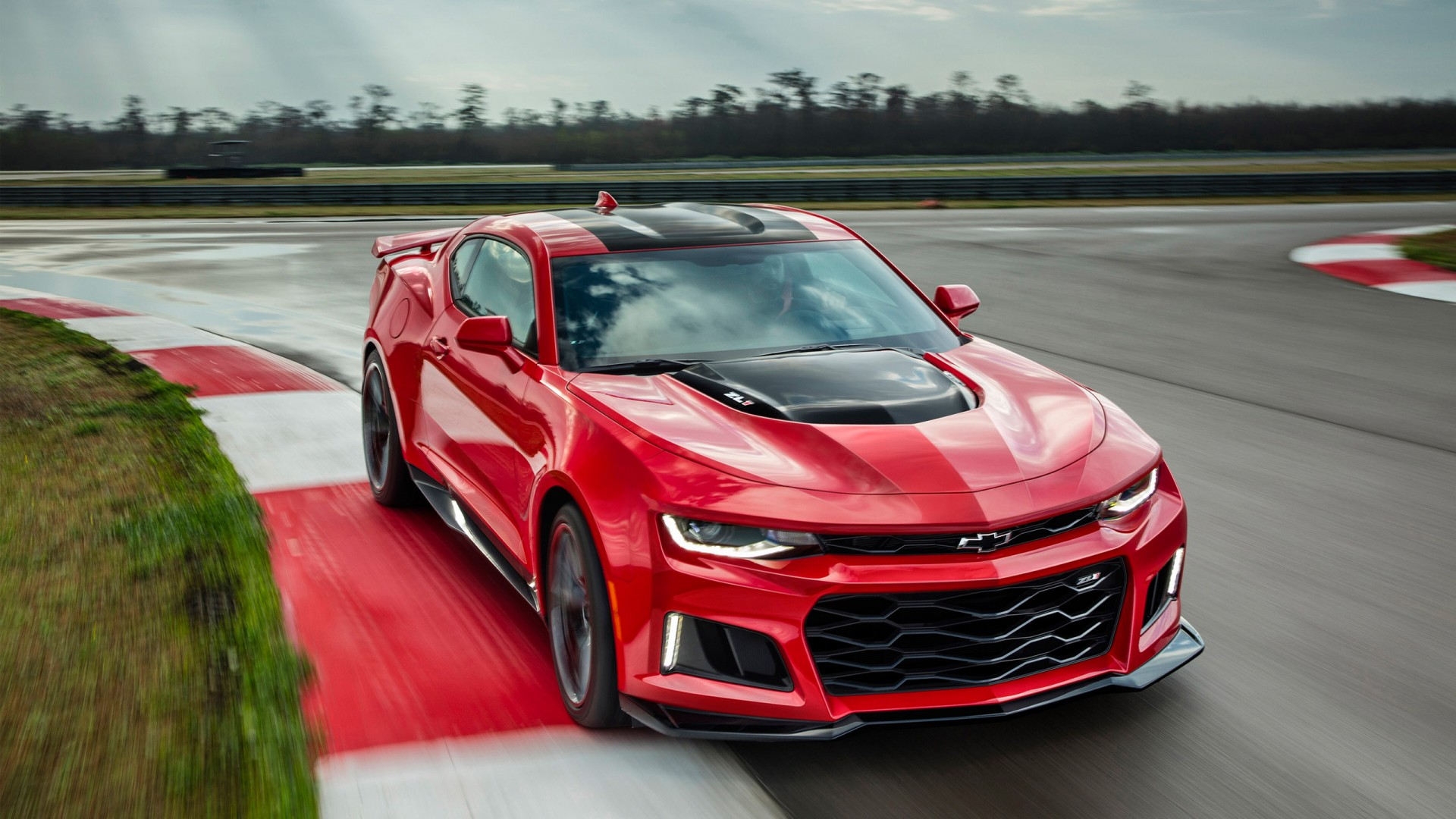 2017 Chevrolet Camaro ZL1 Wallpaper | HD Car Wallpapers ...