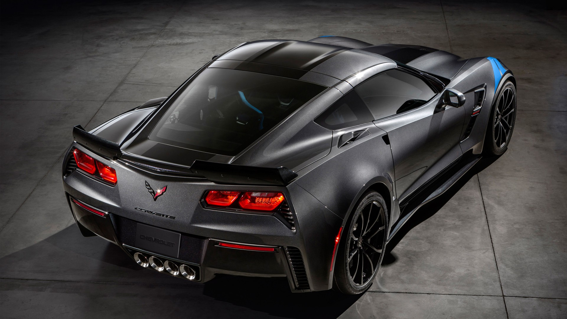 2017 chevrolet corvette grand sport 2 wallpaper hd car wallpapers id 6272. Black Bedroom Furniture Sets. Home Design Ideas