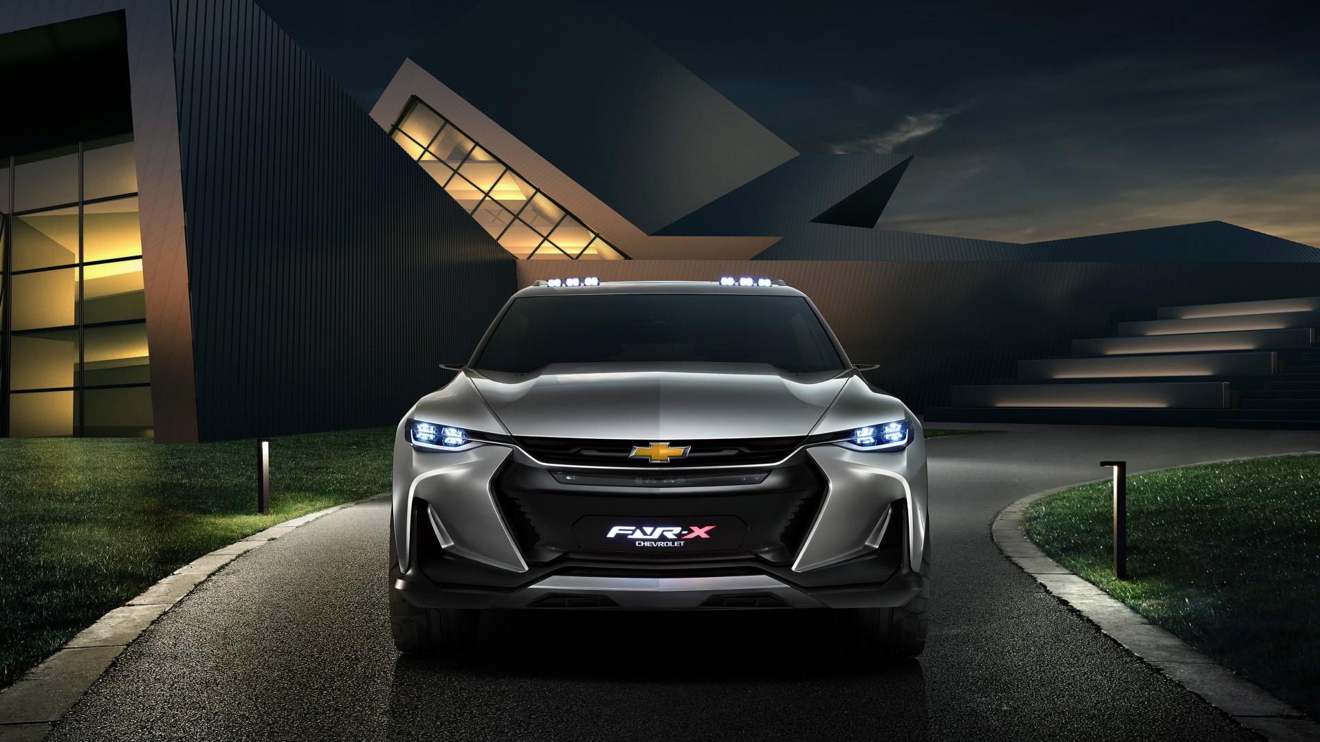2017 Chevrolet FNR X Concept Wallpaper | HD Car Wallpapers ...