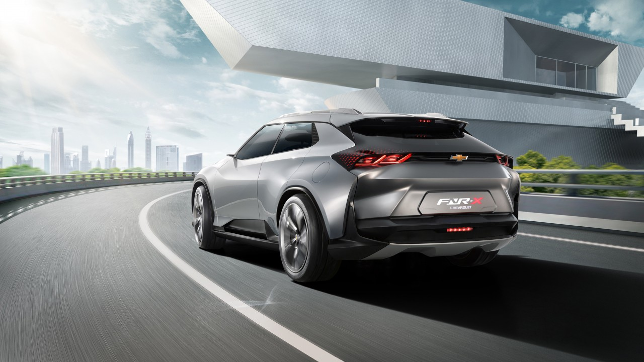 2017 chevrolet fnr x concept 3 wallpaper hd car