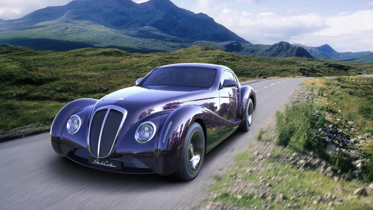 Abarth 695 Biposto >> 2017 Eadon Green Black Cullin Concept V12 Sportscar 4K Wallpaper   HD Car Wallpapers   ID #7580