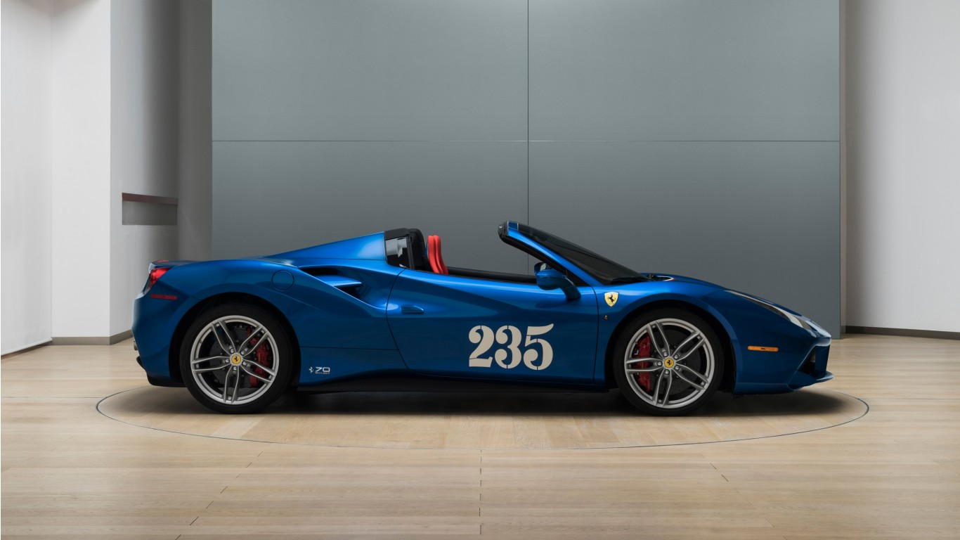 2017 Ferrari 488 Spider 4k Wallpaper Hd Car Wallpapers