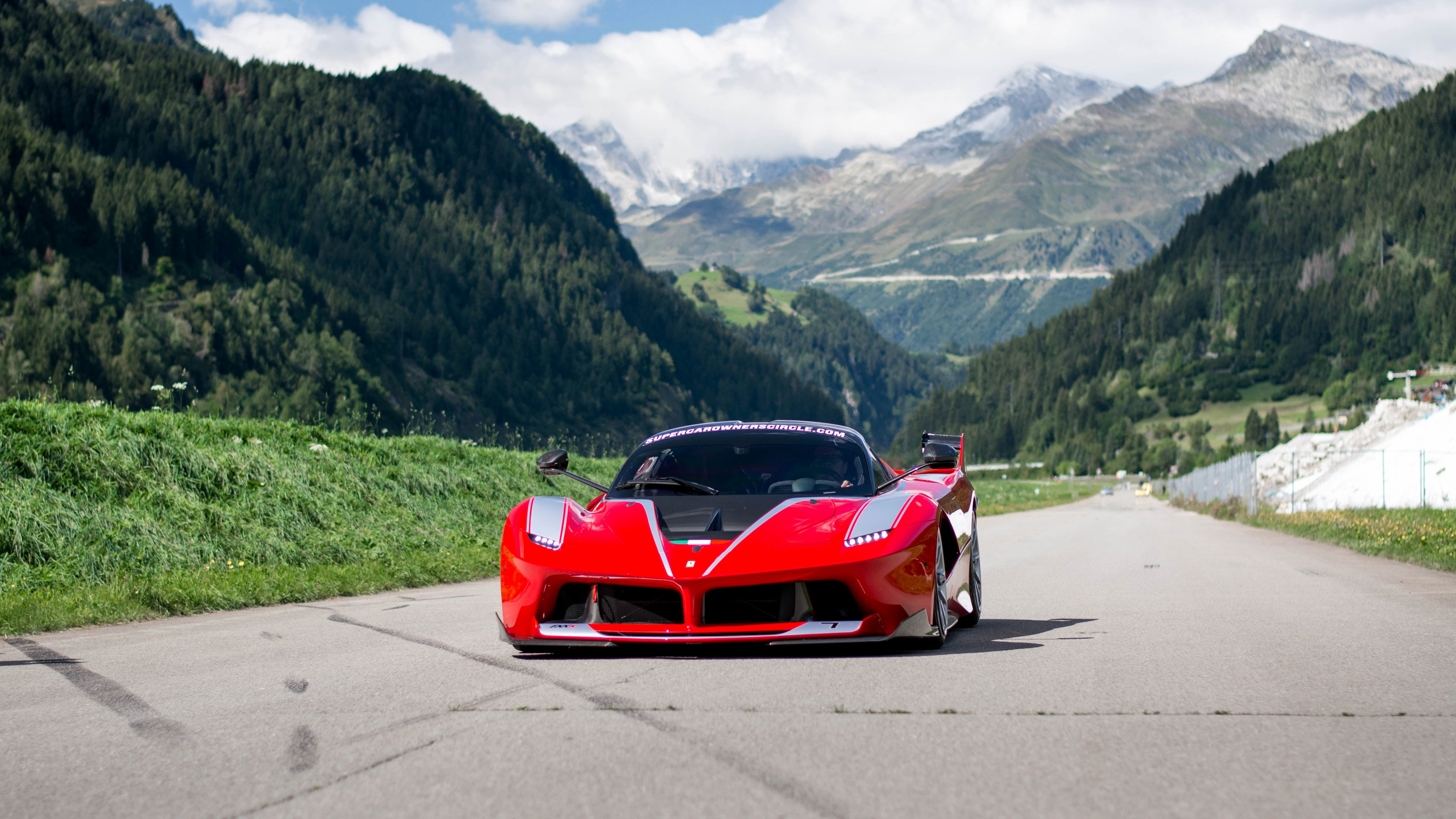 2017 Ferrari FXX K 4K Wallpaper | HD Car Wallpapers | ID #8805