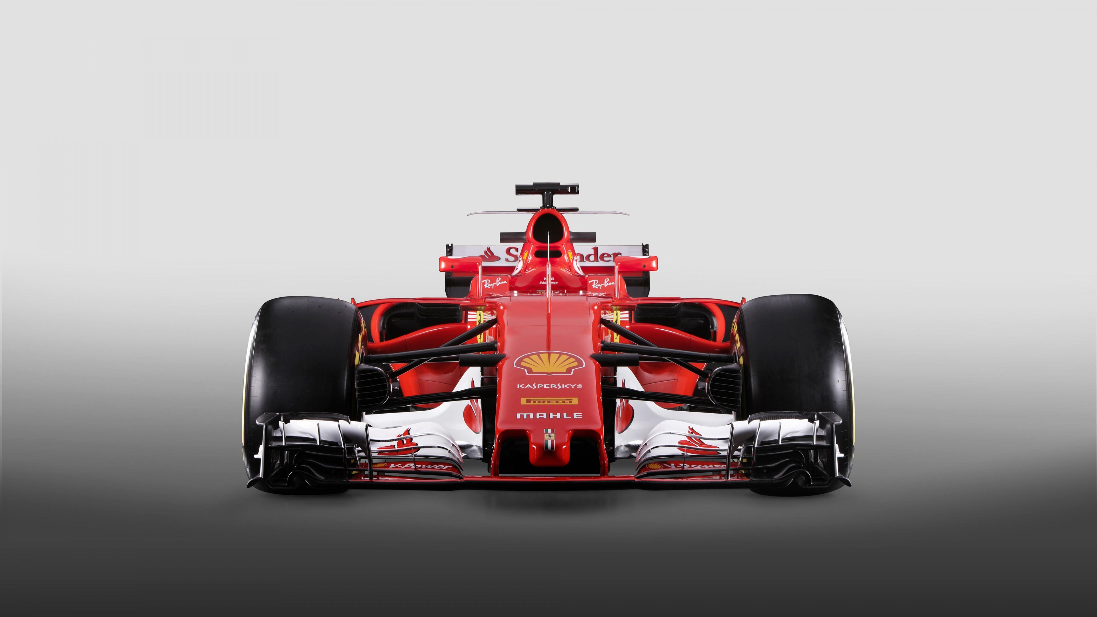 Mercedes Gp Formula 1 4k Hd Desktop Wallpaper For 4k Ultra: 2017 Ferrari SF70H Formula One 4K Wallpaper
