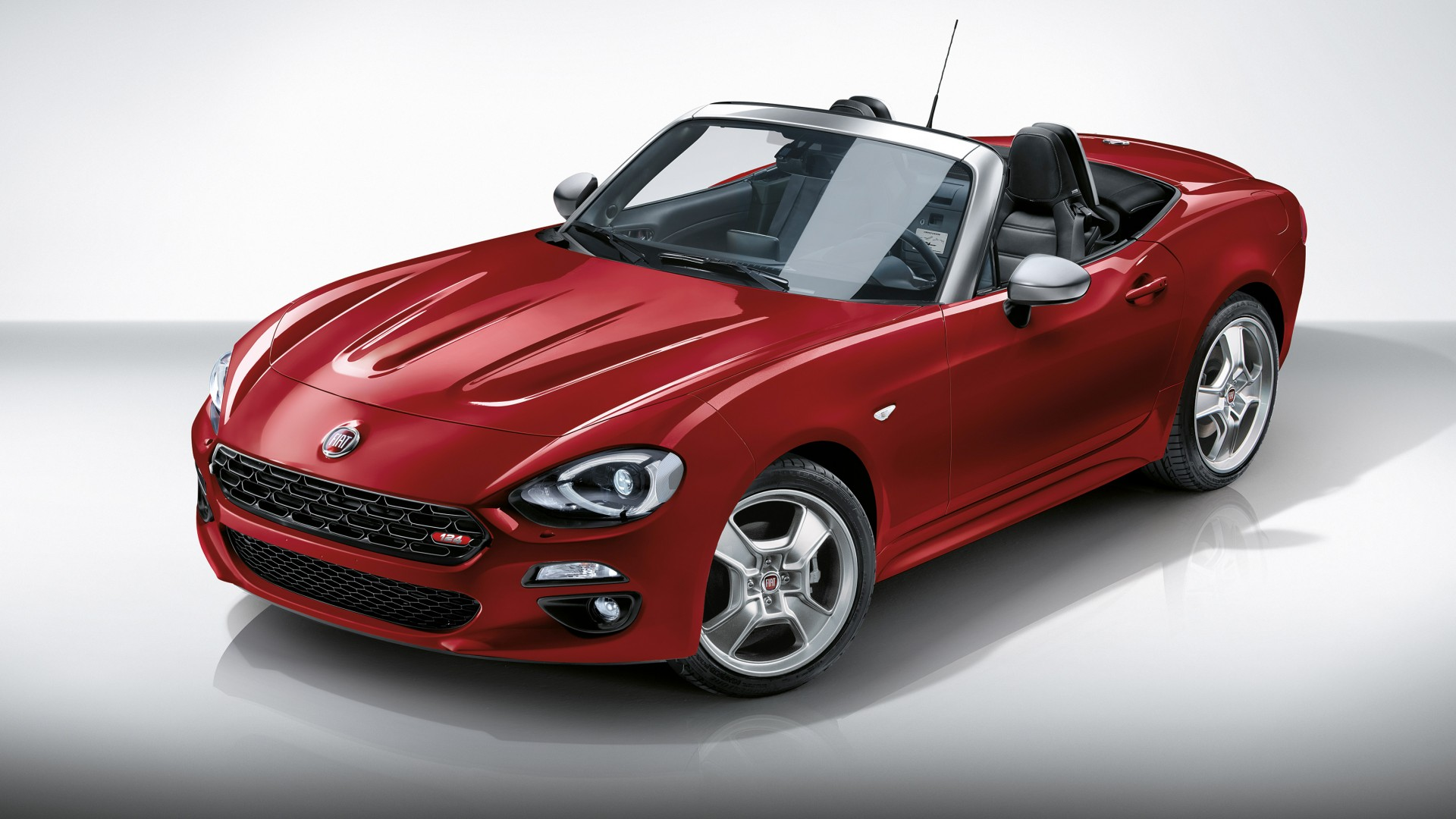 2017 fiat 124 spider europa wallpaper hd car wallpapers for Fiat 124 spider motor