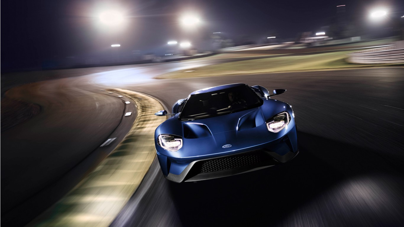 2017 Ford GT 4K Wallpaper | HD Car Wallpapers | ID #6696