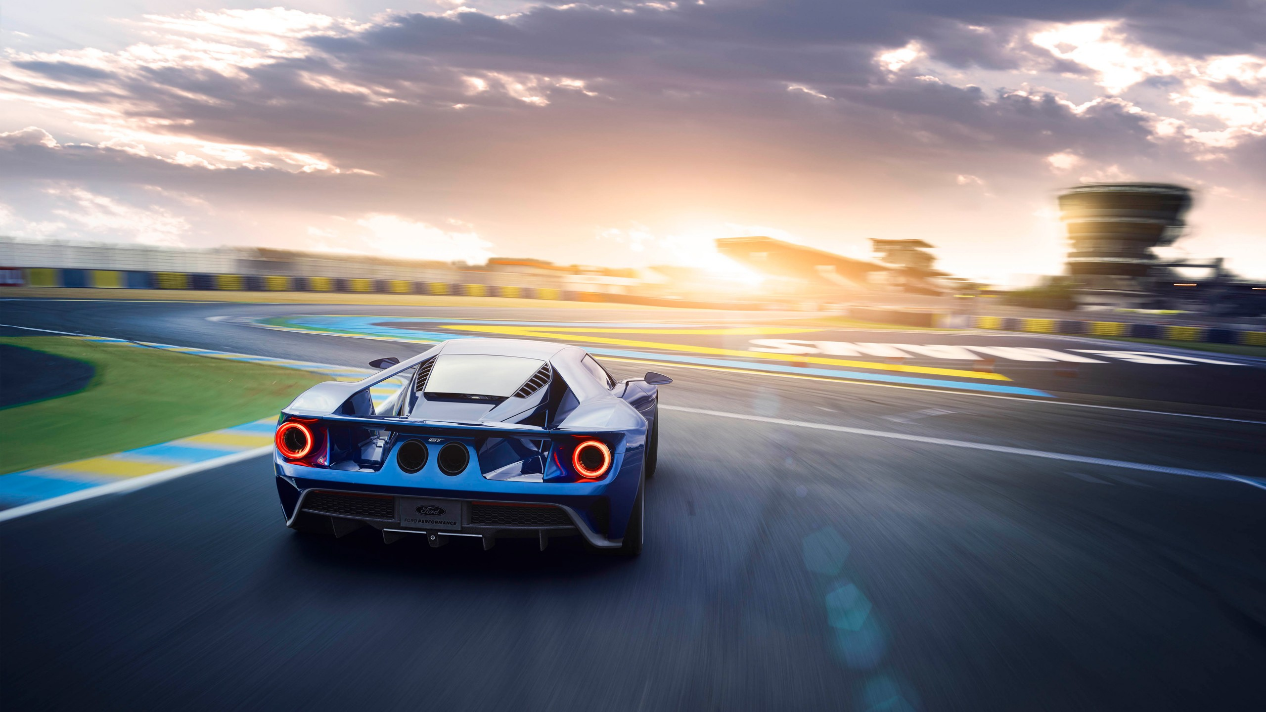 2017 ford gt rear wallpaper hd car wallpapers id 6693 - Wallpaper hd 4k car ...