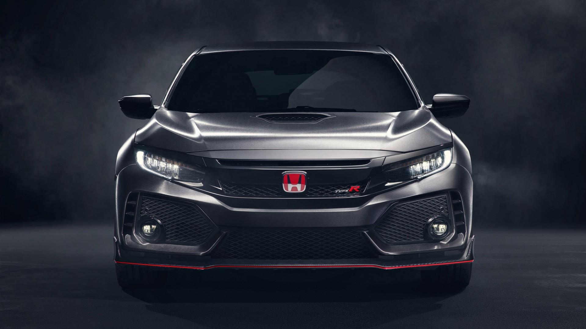 2017 Honda Civic Type R Wallpaper | HD Car Wallpapers | ID ...