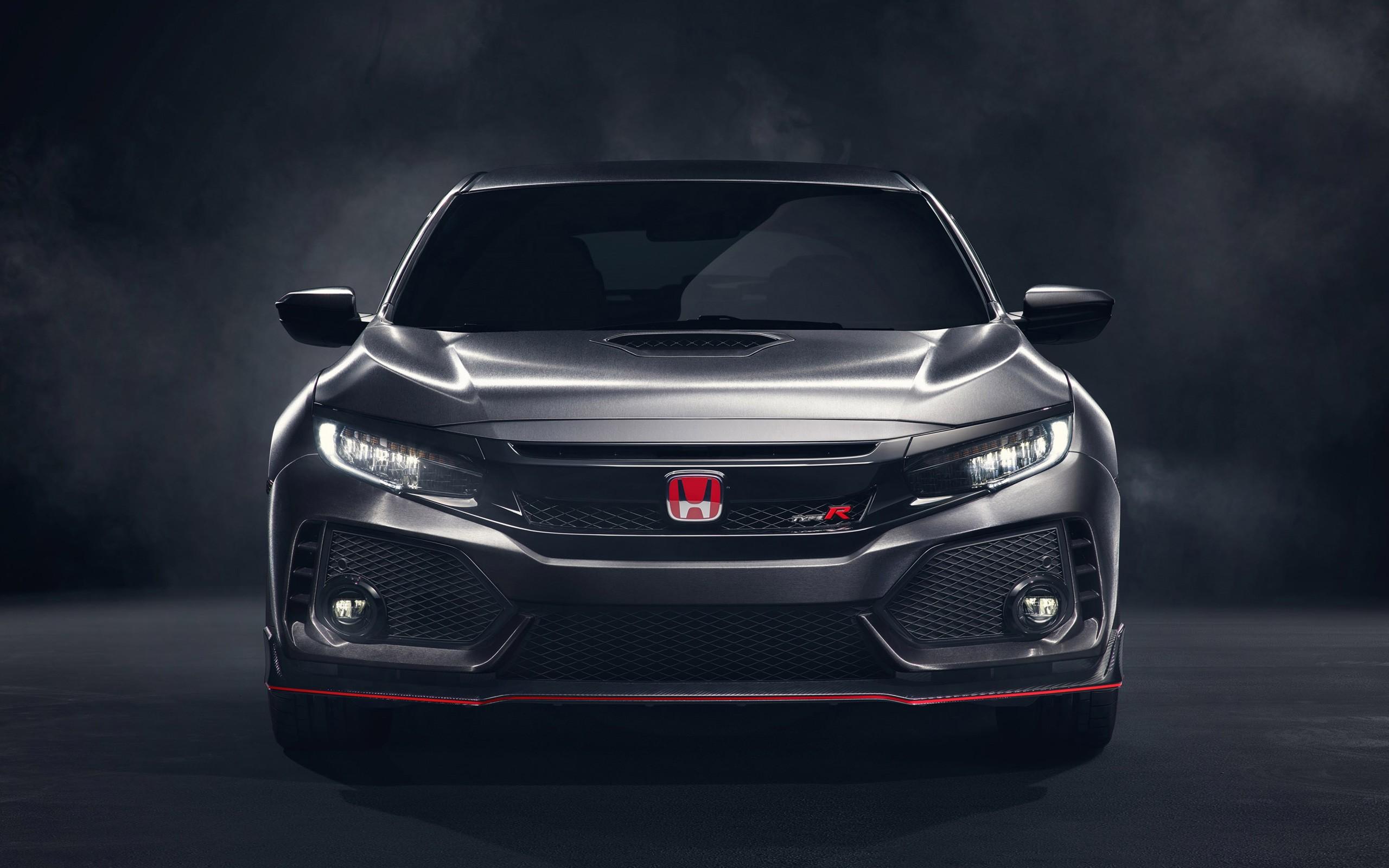 2017 Honda Civic Type R Wallpaper Hd Car Wallpapers Id 7022
