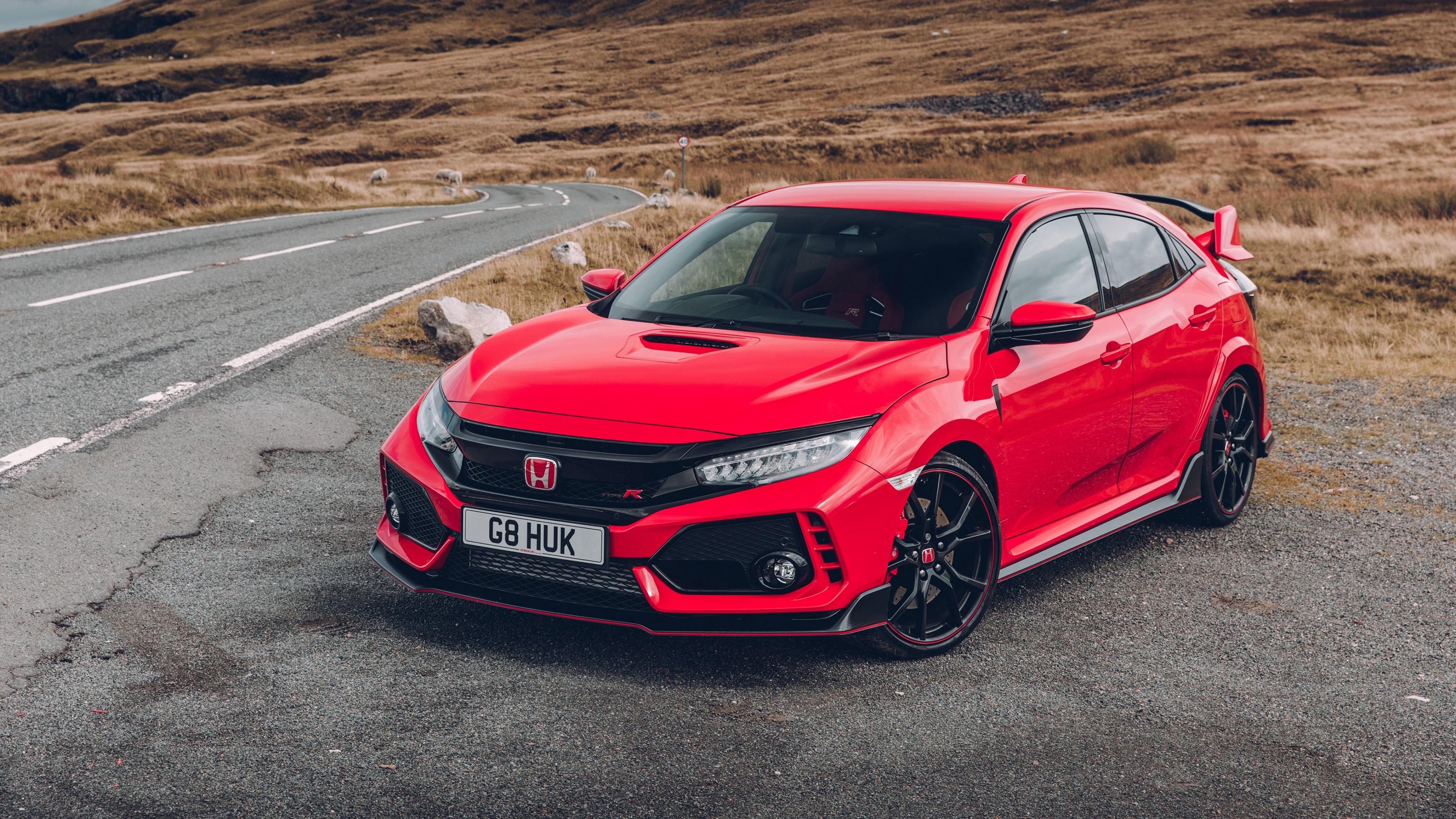 Honda Civic Hatchback 2019 4K Wallpaper | HD Car