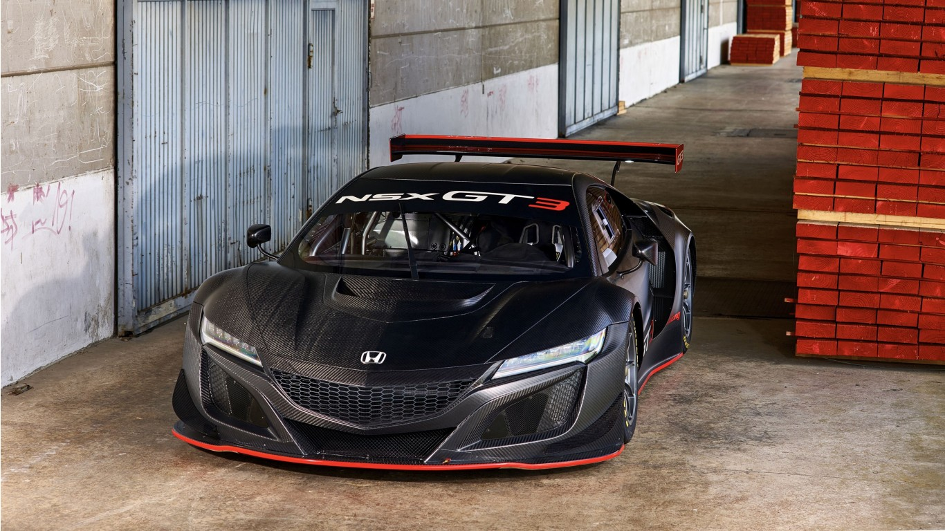 2017 Honda NSX GT3 2 Wallpaper | HD Car Wallpapers | ID #8156