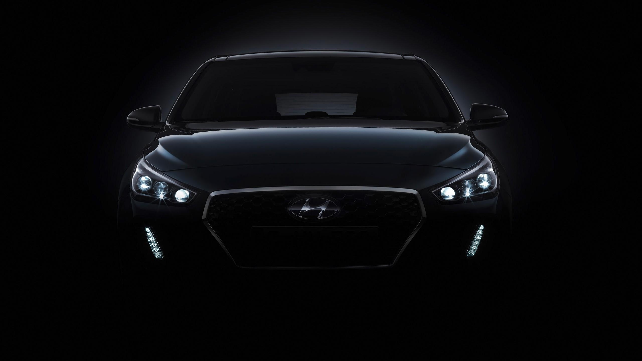 2017 Hyundai i30 Teaser Wallpaper   HD Car Wallpapers   ID 6882