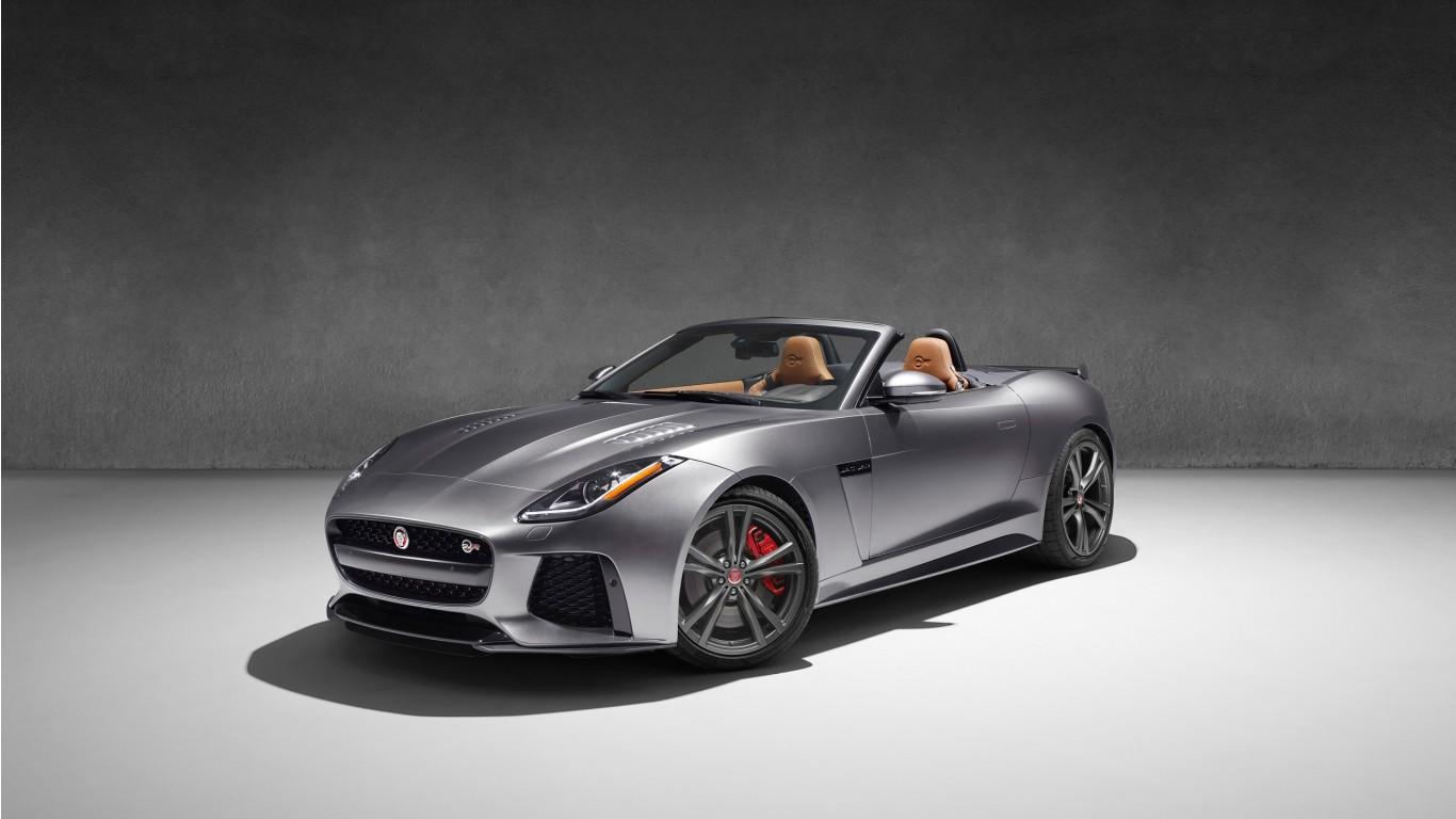 2017 jaguar f type svr convertible wallpaper hd car wallpapers id 6251. Black Bedroom Furniture Sets. Home Design Ideas