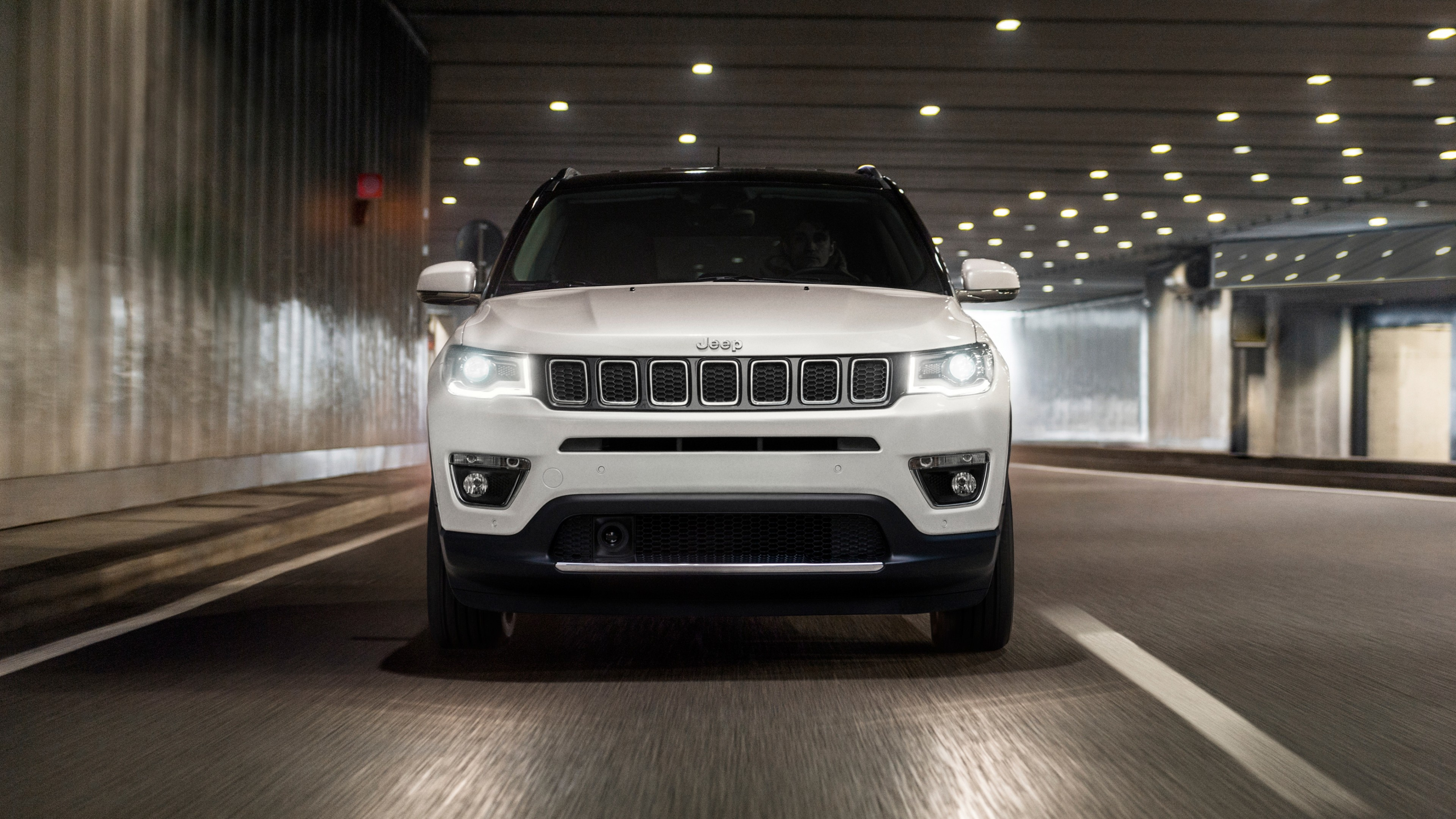 2017 Jeep Compass Limited 3 Wallpaper   HD Car Wallpapers ...