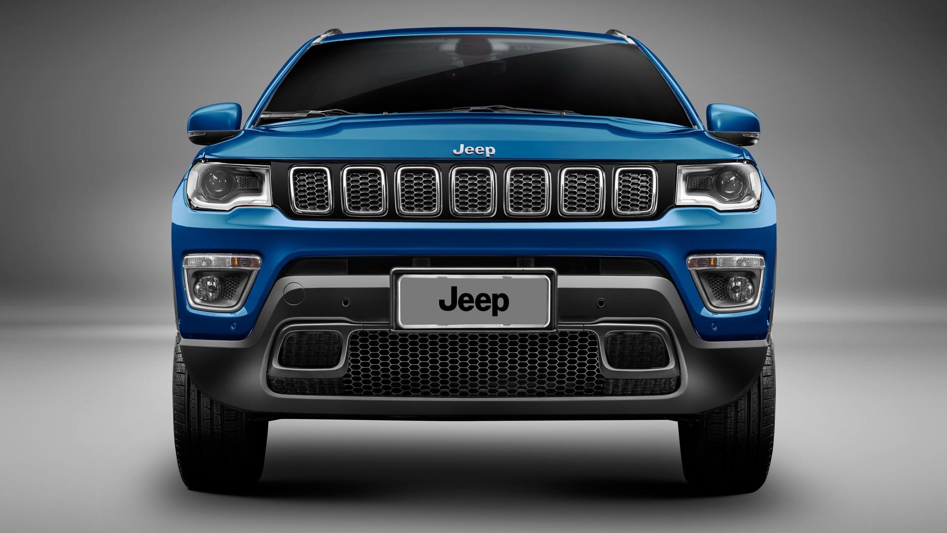 2017 Jeep Compass Longitude 4k Wallpaper Hd Car Wallpapers Id