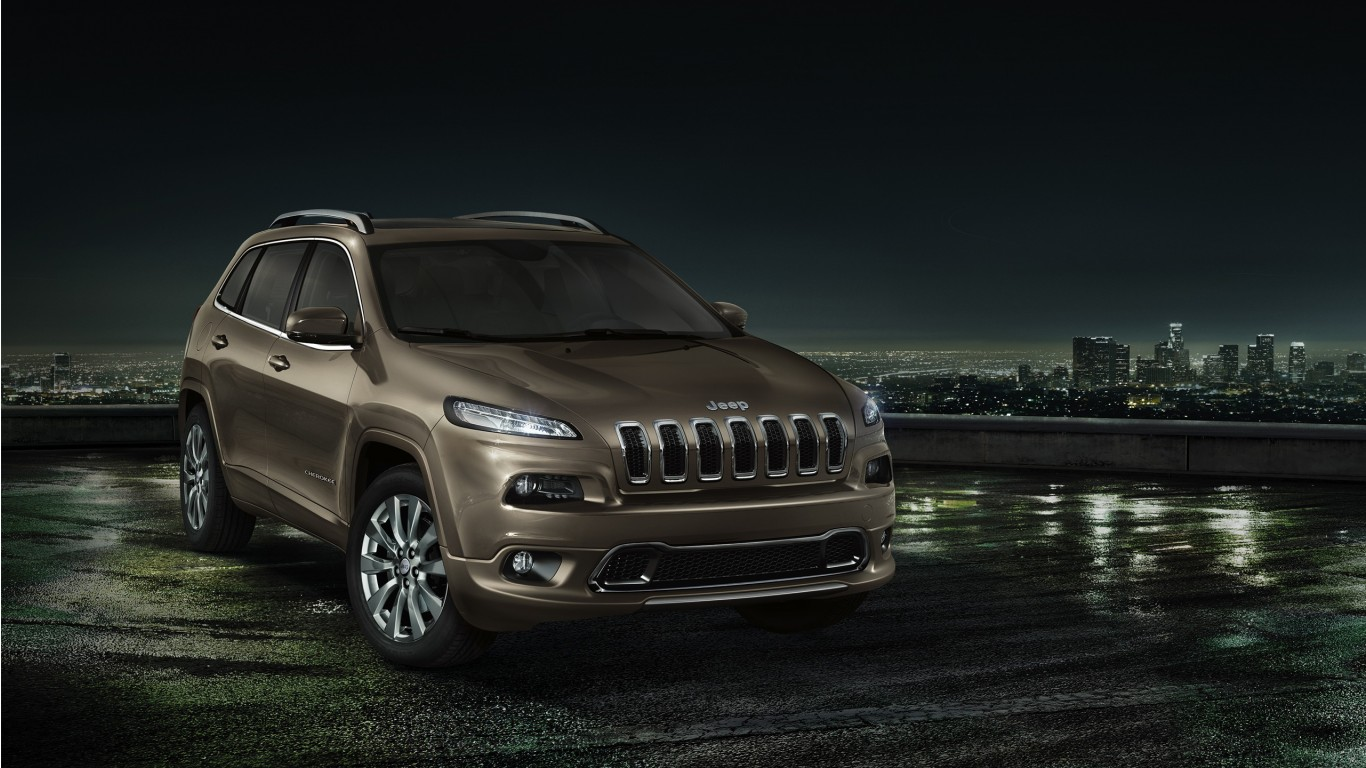 2017 Jeep Grand Cherokee Wallpaper | HD Car Wallpapers ...