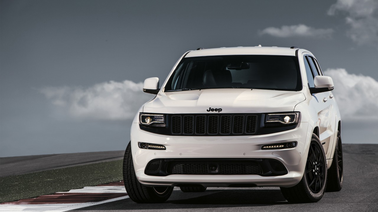 2017 jeep grand cherokee srt wallpaper hd car wallpapers id 6200. Black Bedroom Furniture Sets. Home Design Ideas