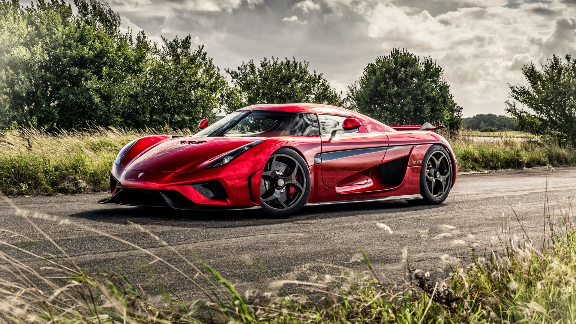2017 Koenigsegg Regera 4K Wallpaper | HD Car Wallpapers | ID #8325