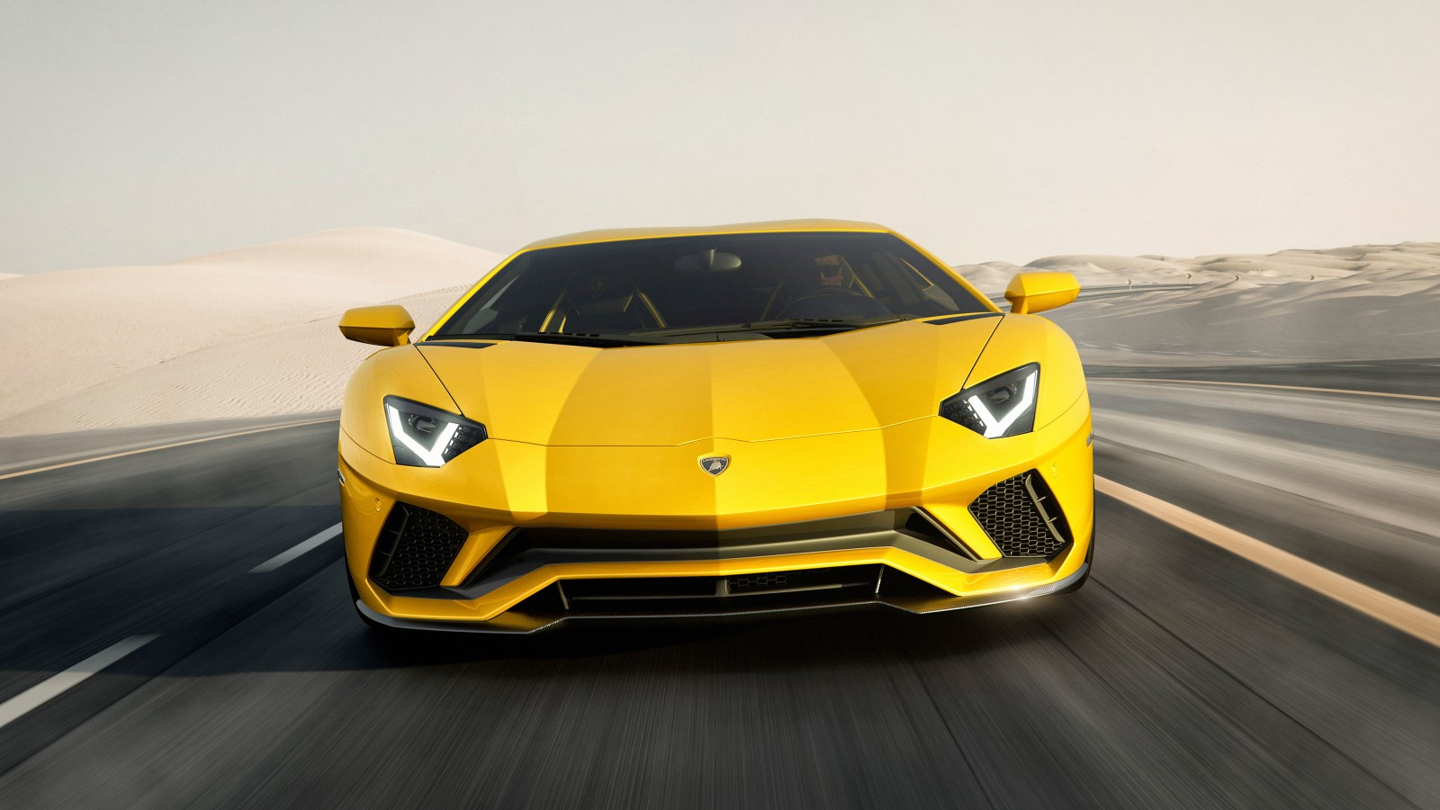 2017 Lamborghini Aventador S 4 Wallpaper | HD Car ...