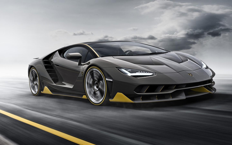2017 Lamborghini Centenario Geneva Auto Expo Wallpaper