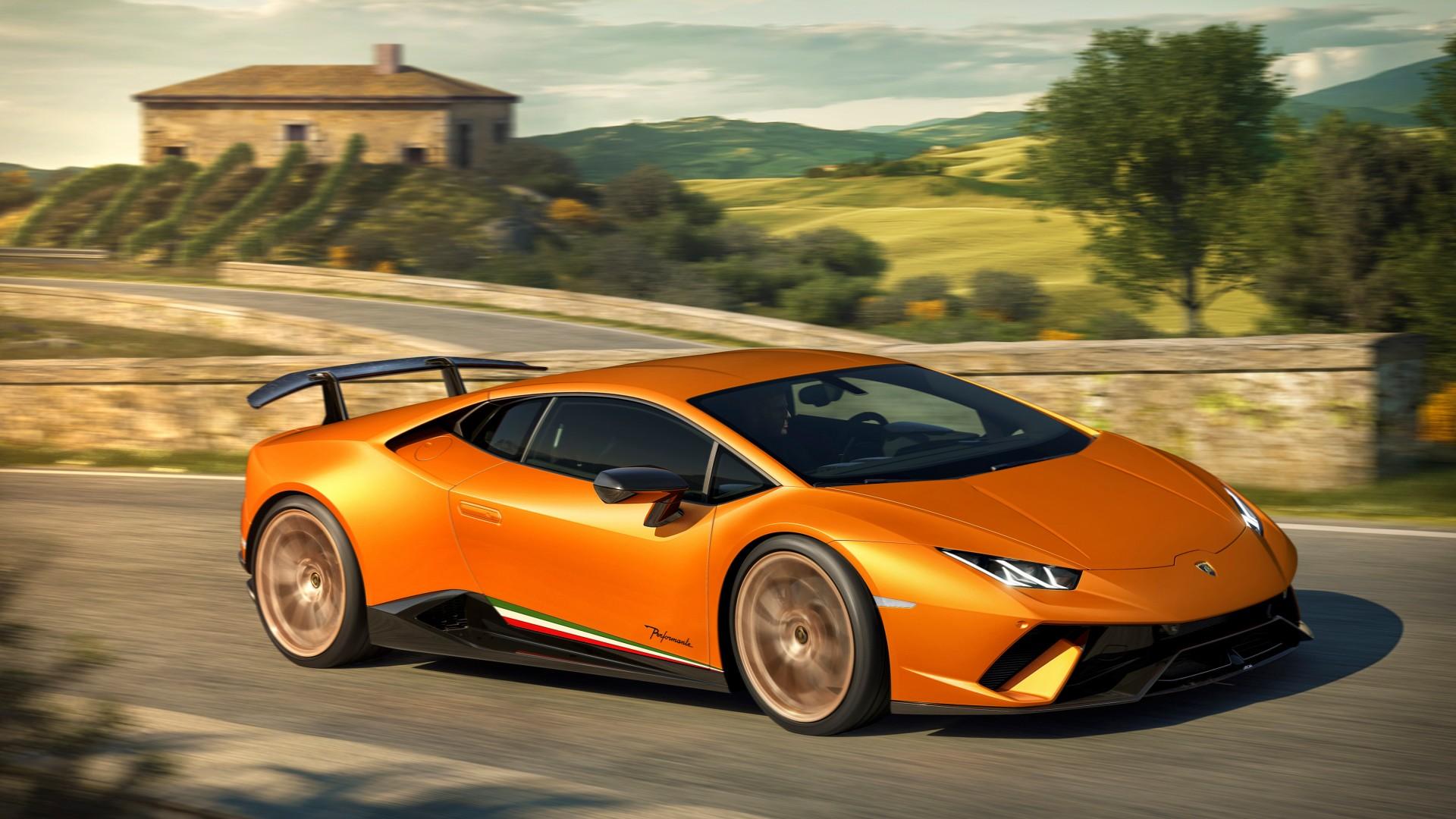 2017 Lamborghini Huracan Performante 2 Wallpaper | HD Car ...