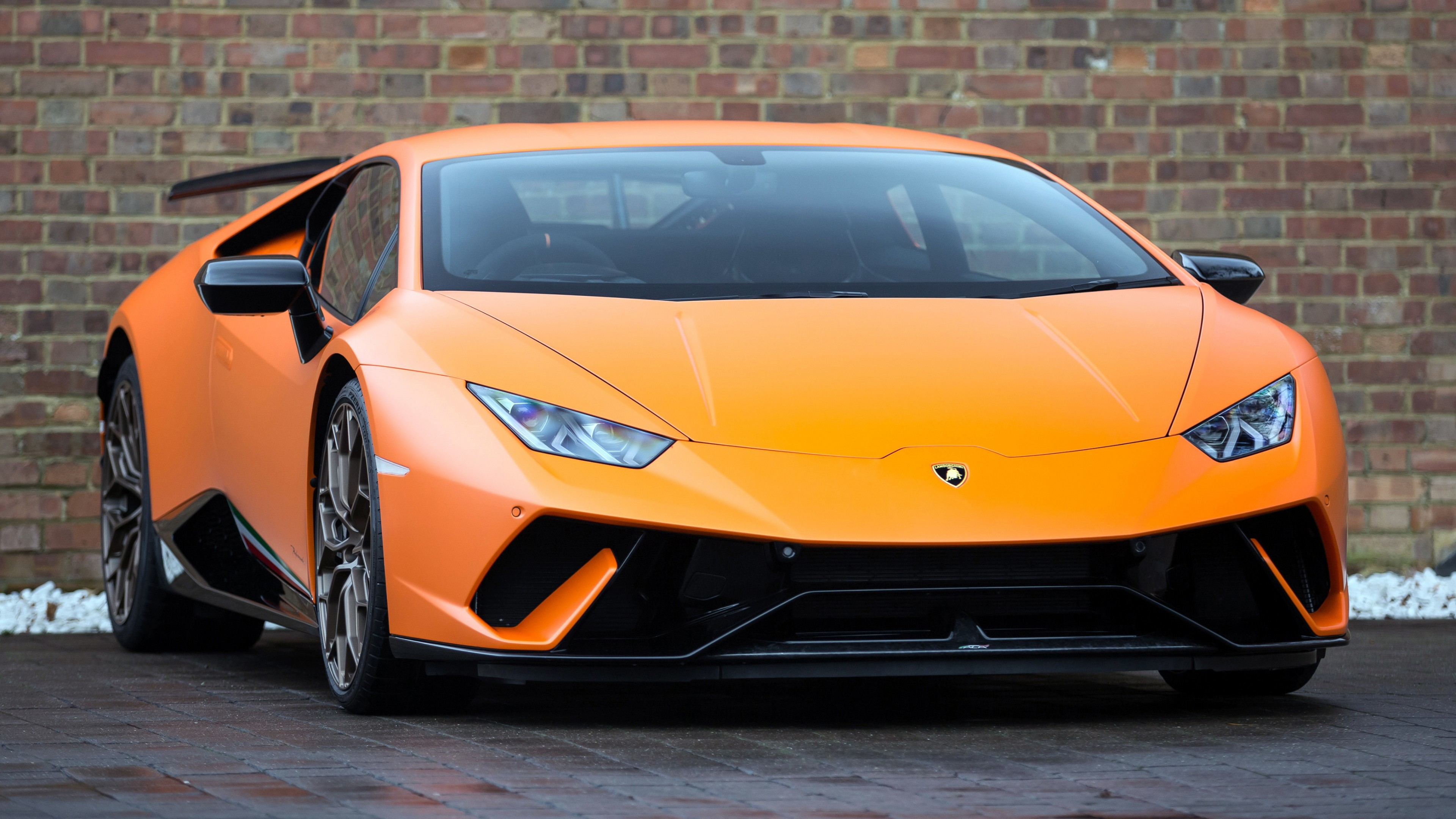 2017 Lamborghini Huracan Performante 4K 5 Wallpaper | HD ...