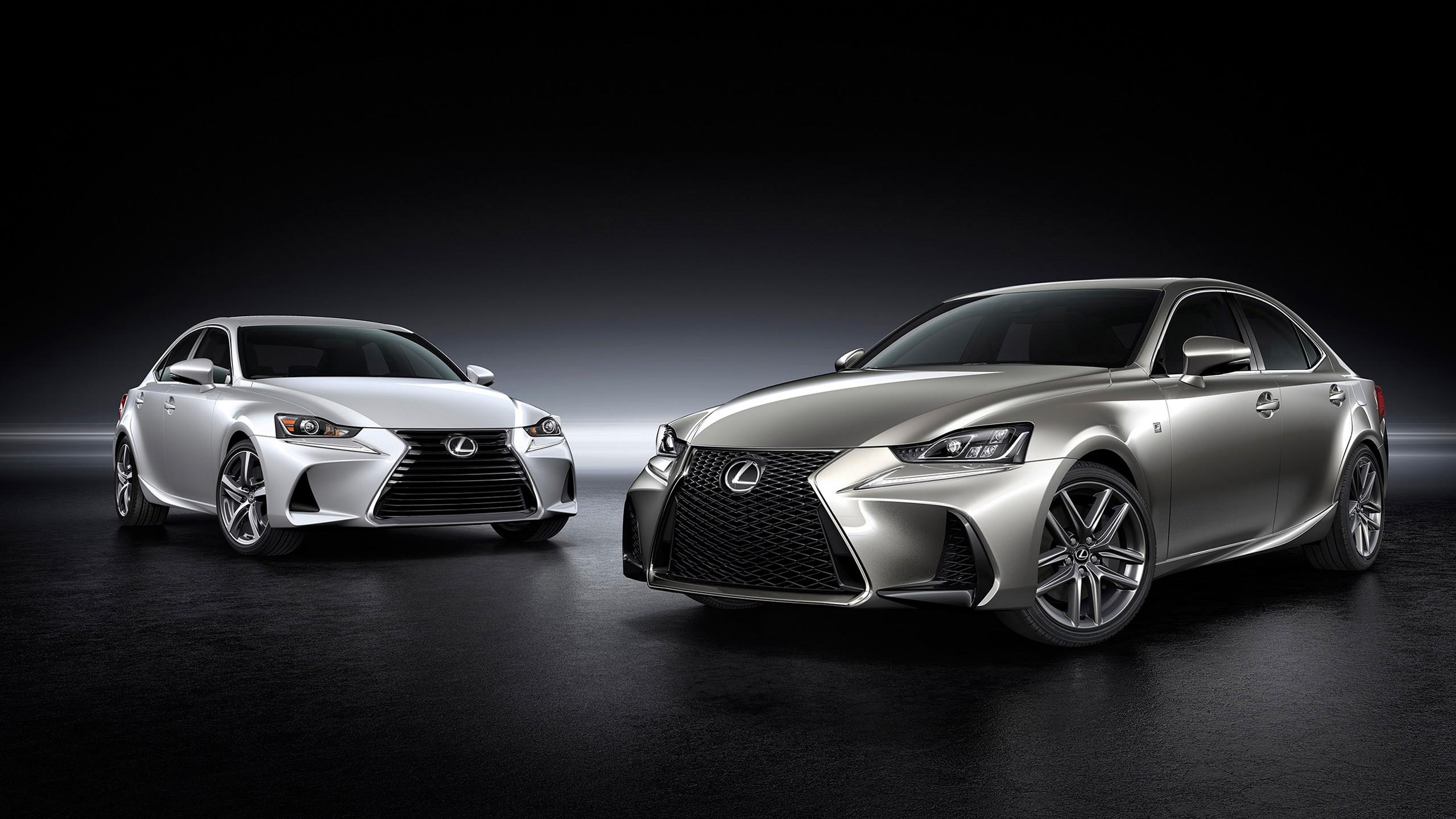 Lexus F Sport >> 2017 Lexus IS Wallpaper | HD Car Wallpapers | ID #6494