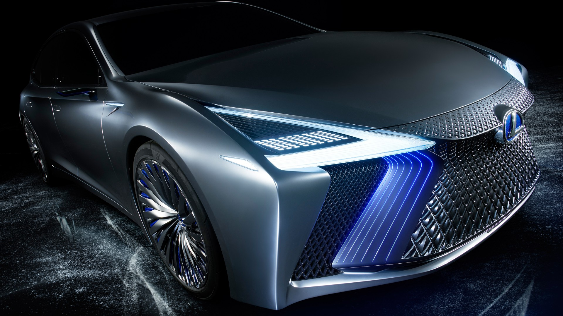 lexus concept ls 4k plus 1080 wallpapers hd 1920