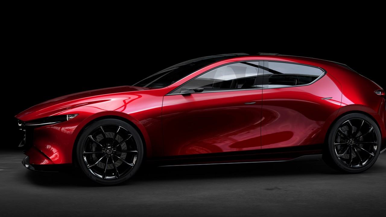 2017 Mazda Kai Concept 2 Wallpaper | HD Car Wallpapers | ID #8902