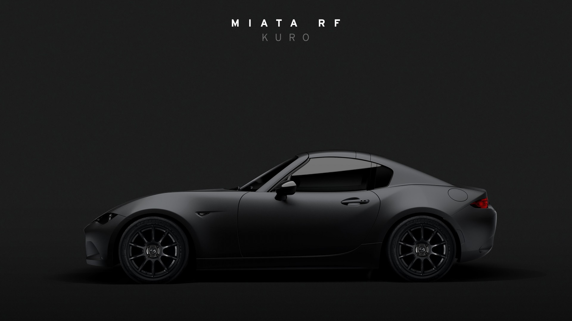 2017 Mazda Mx 5 Miata Rf Roadster Wallpaper Hd Car