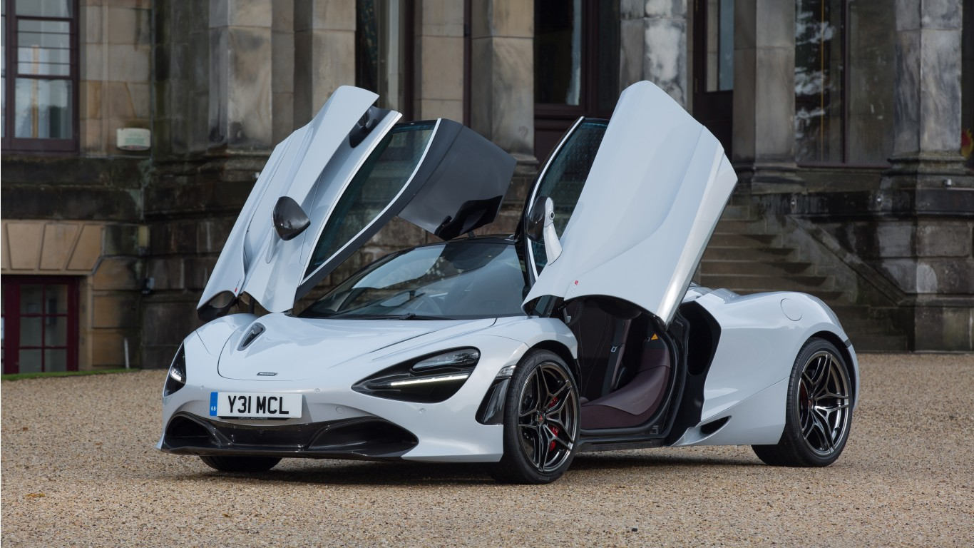 2017 Mclaren 720s Coupe 9 Wallpaper Hd Car Wallpapers