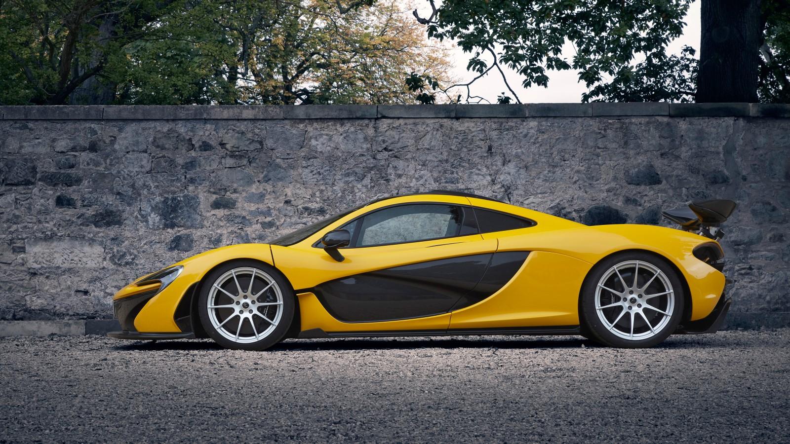 2017 McLaren P1 5th Anniversary 4K Wallpaper | HD Car ...
