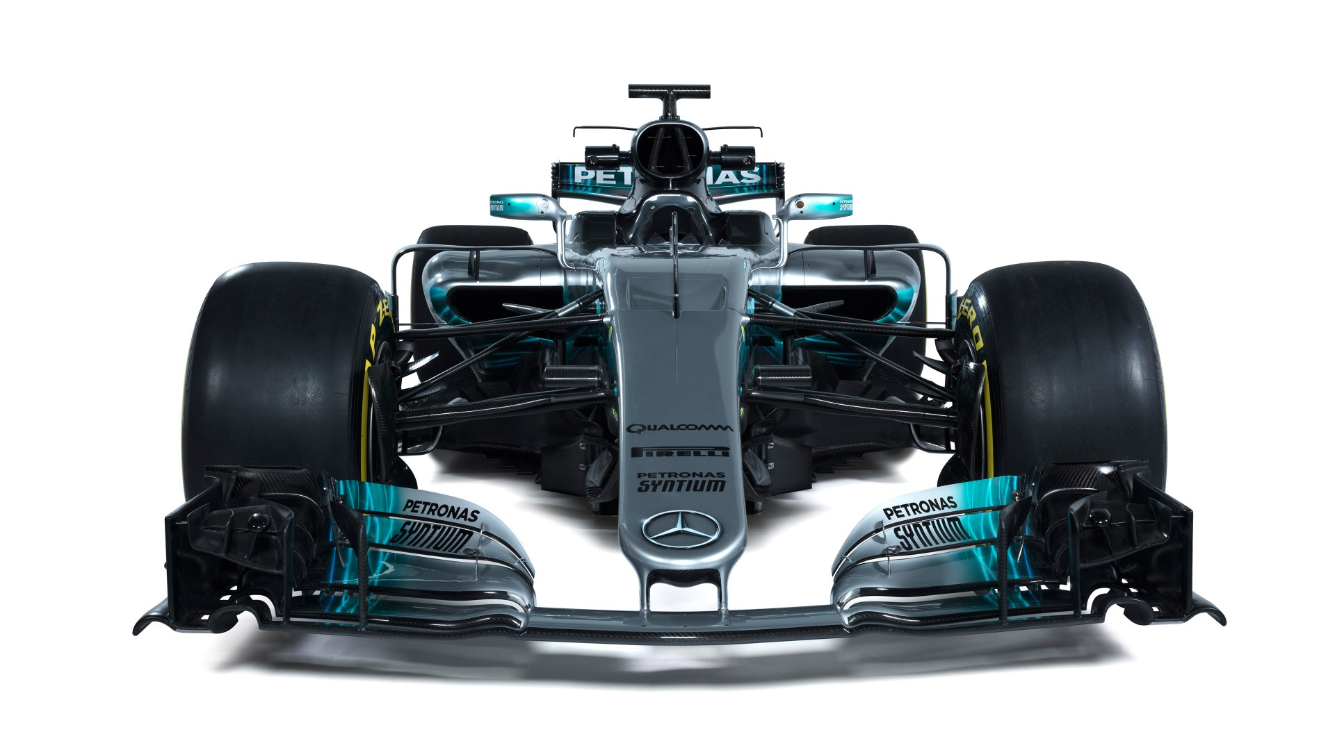 2017 Mercedes AMG F1 W08 EQ Power Formula One 4K Wallpaper ...