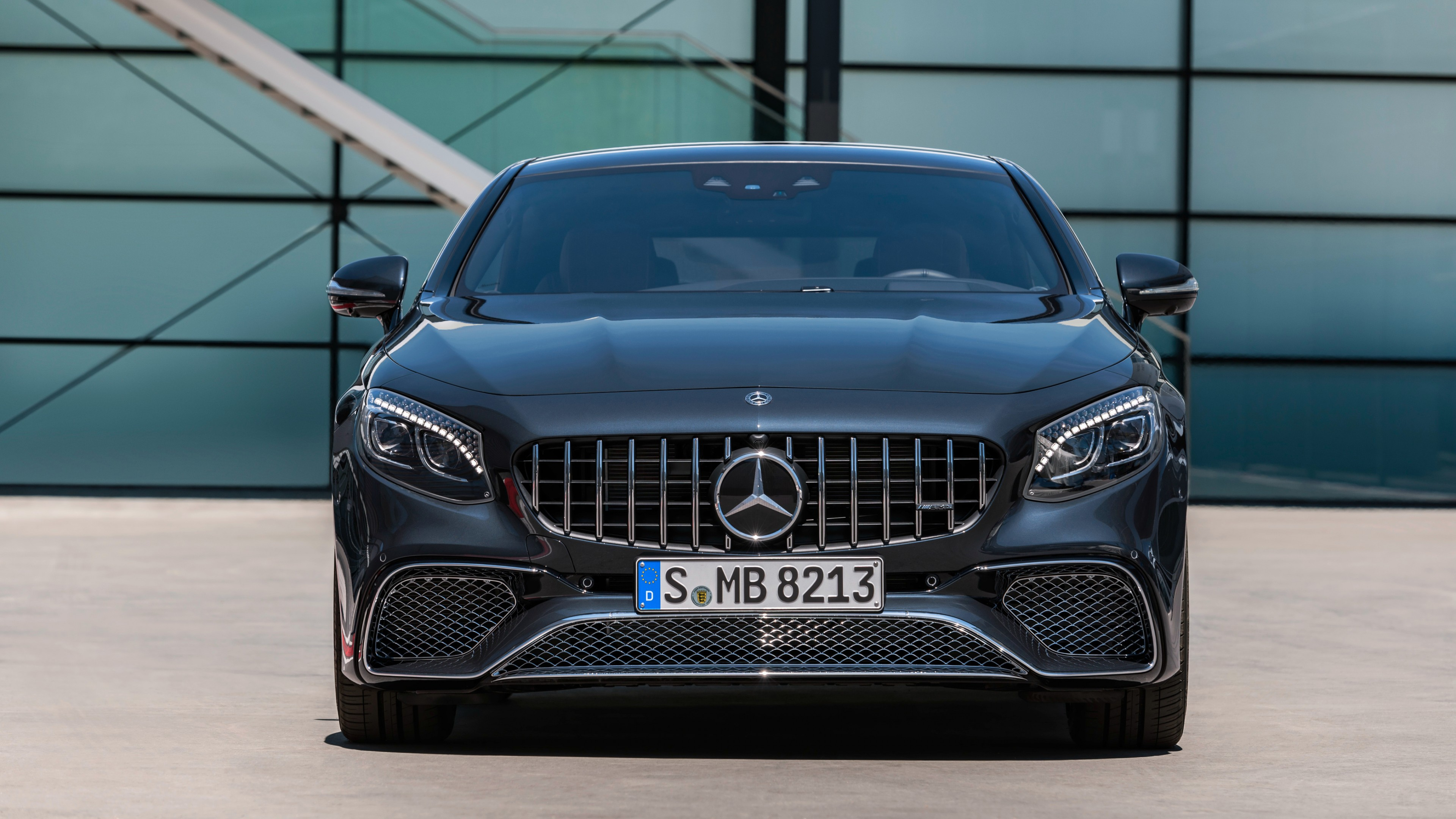 2017 Mercedes Amg S 65 Coupe 4k 2 Wallpaper Hd Car Wallpapers Id 8449