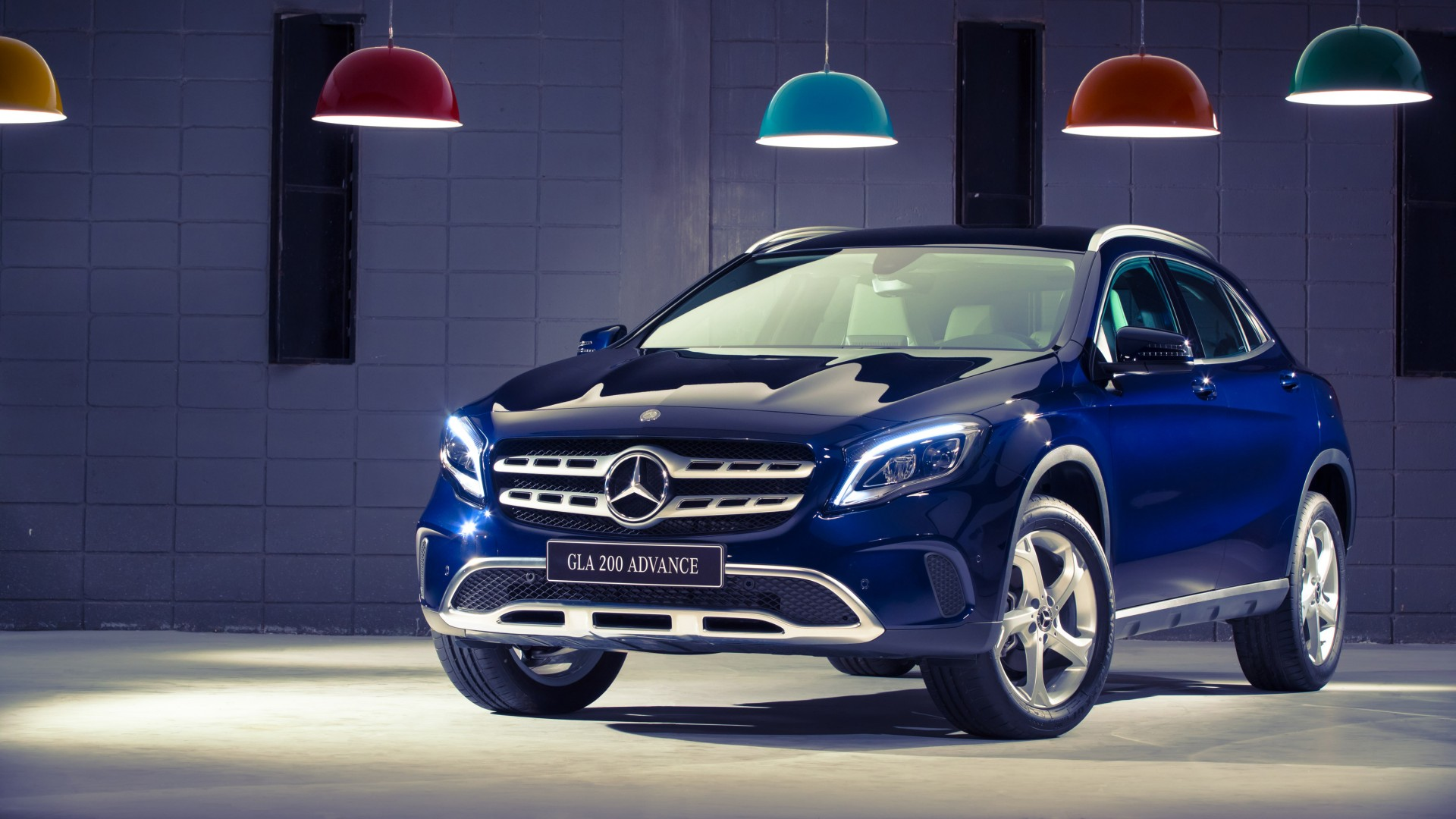 2017 Mercedes Benz GLA 200 Wallpaper | HD Car Wallpapers ...