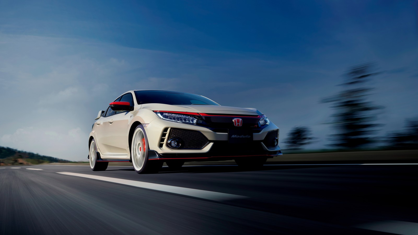 2017 Modulo Honda Civic Type R 4K Wallpaper | HD Car Wallpapers | ID #8157