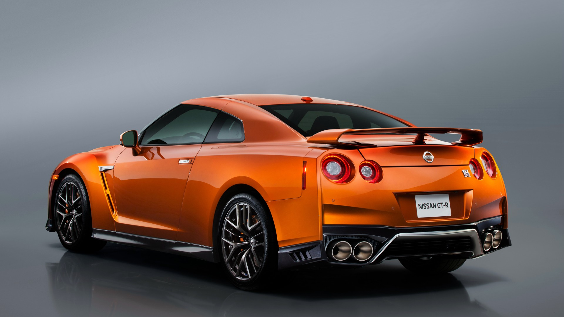 Nissan Gt R 2017 Us Wallpapers And Hd Images: 2017 Nissan GT R 4K Wallpaper