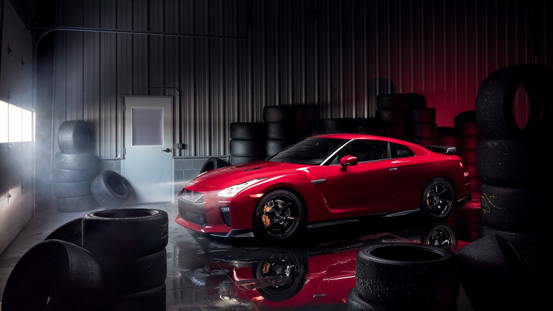 Nissan Gt R 2017 Us Wallpapers And Hd Images: 2017 Nissan GT R Track Edition Wallpaper