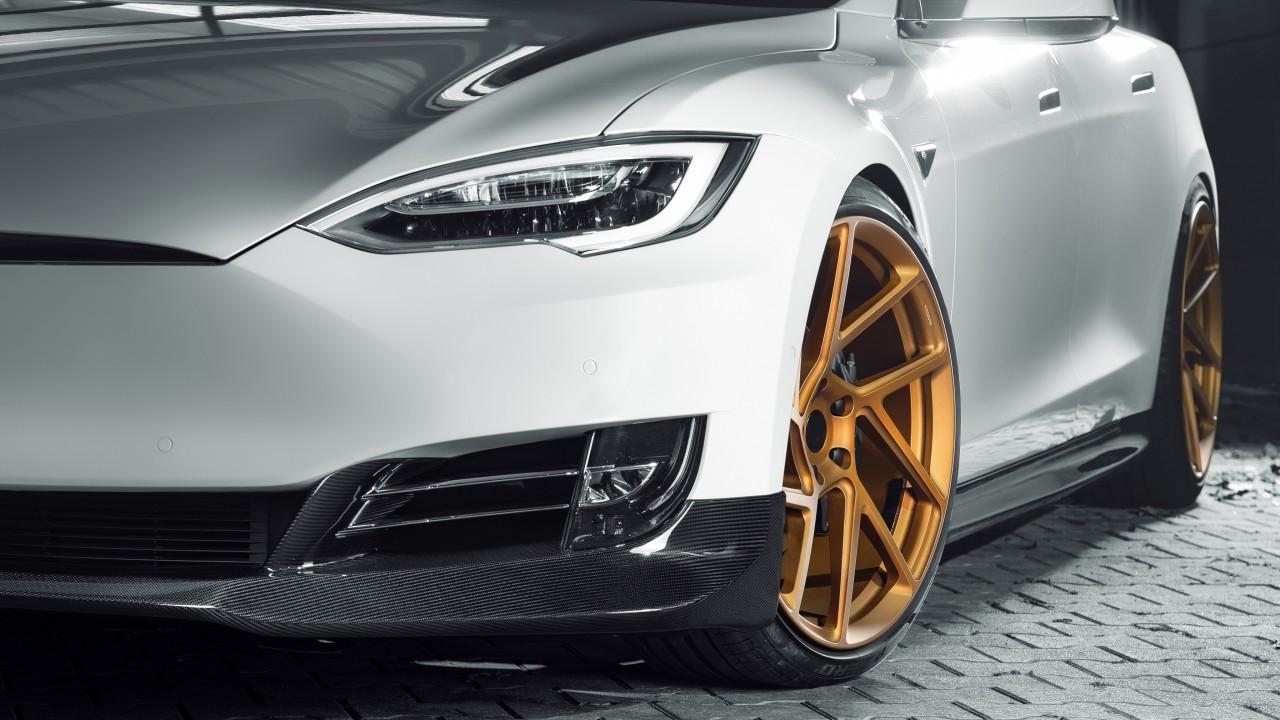 2017 Novitec Tesla Model S 4K 5 Wallpaper | HD Car ...