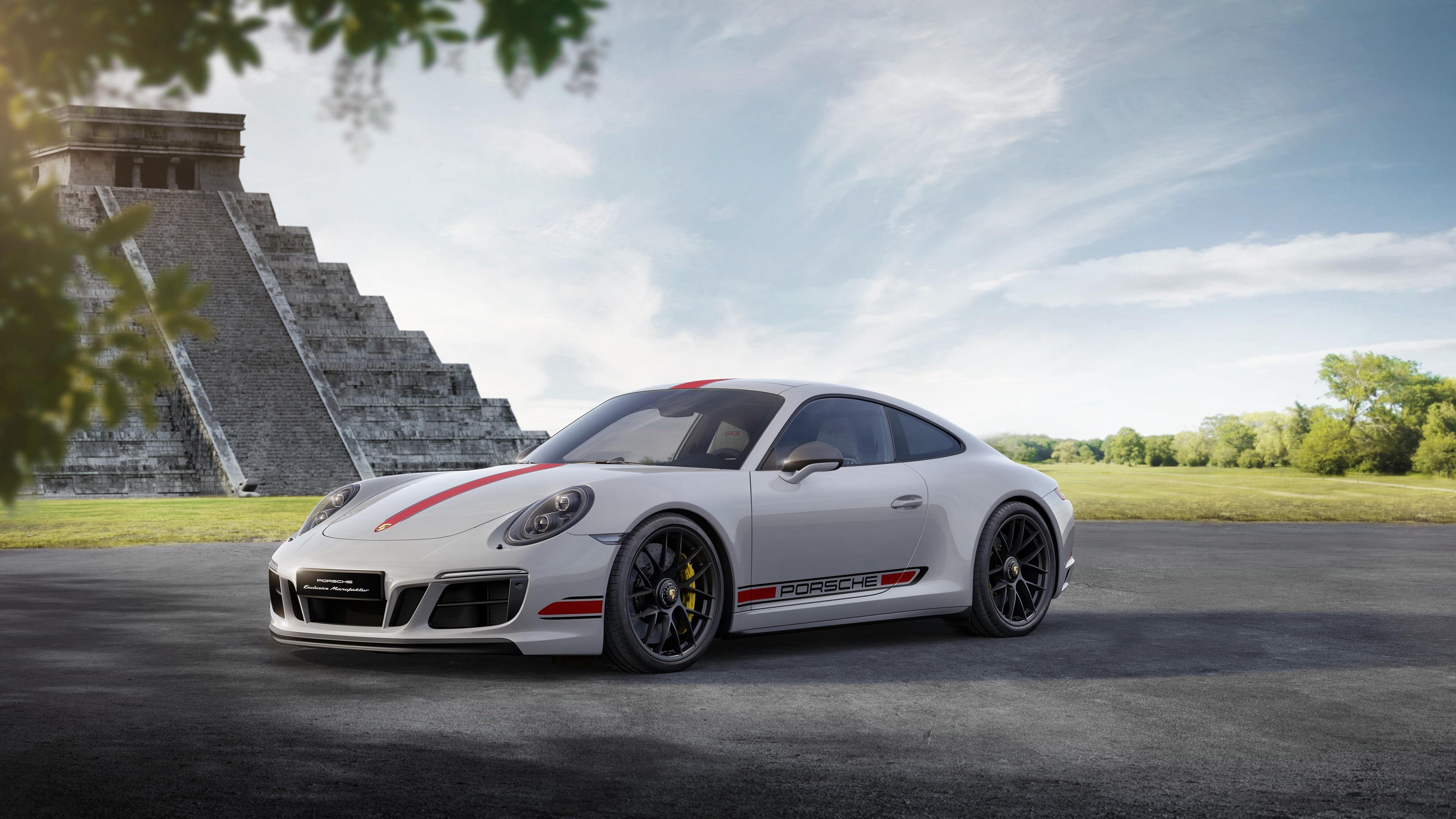 2017 Porsche 911 Carrera GTS Coupe 15 Years Porsche Mexico