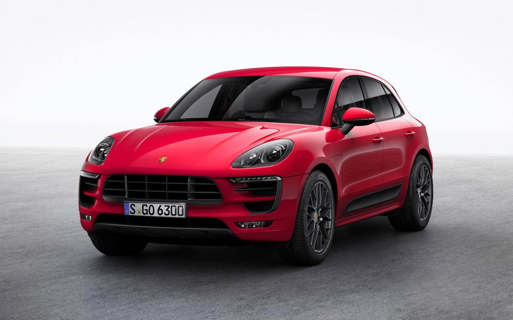 Porsche Macan S 2014 Wallpapers: 2017 Porsche Macan GTS Wallpaper