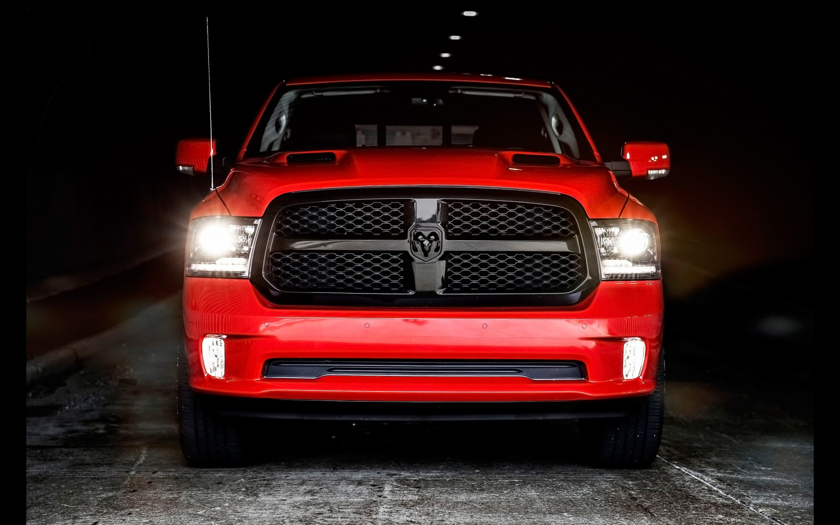 2017 Dodge Ram 1500 >> 2017 Ram 1500 Night Wallpaper | HD Car Wallpapers | ID #6961