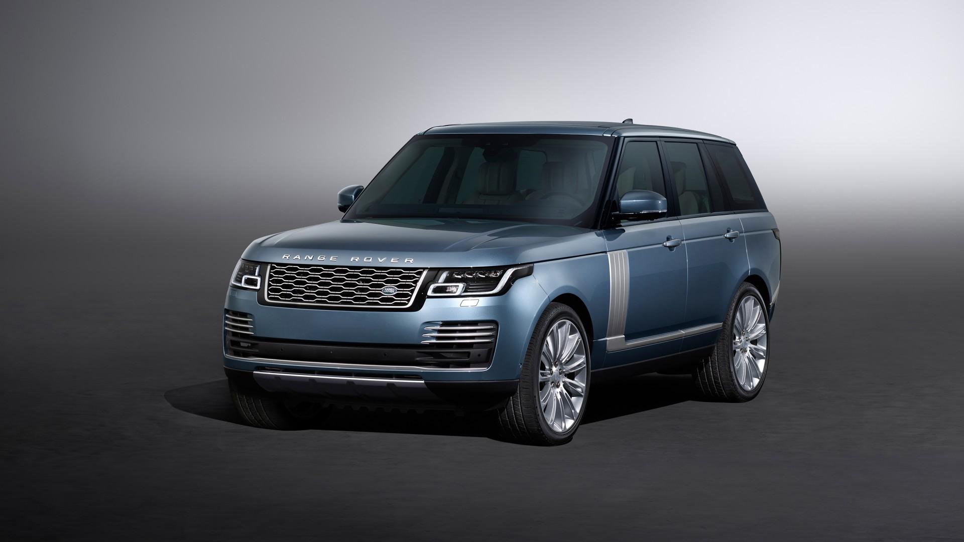 Land Rover Range Rover Velar R Dynamic Hse >> 2017 Range Rover Autobiography 4K 2 Wallpaper   HD Car ...