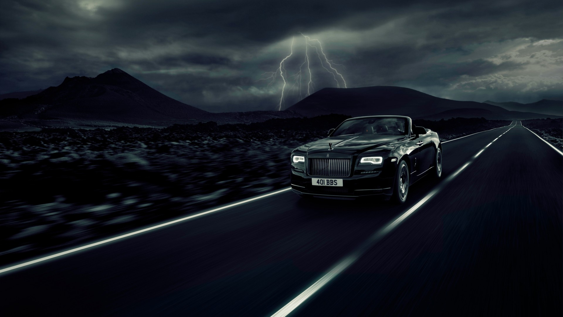 Rolls Royce Ghost Black Badge >> 2017 Rolls Royce Dawn Black Badge Wallpaper | HD Car