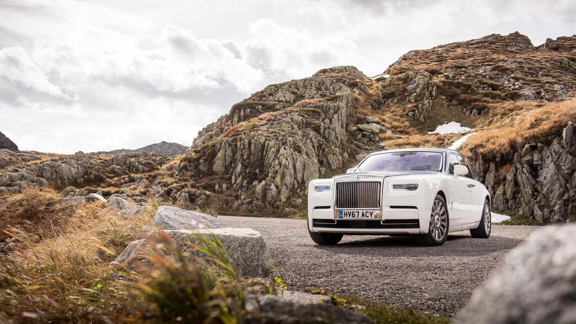 2017 Rolls Royce Phantom 4K 4 Wallpaper   HD Car ...