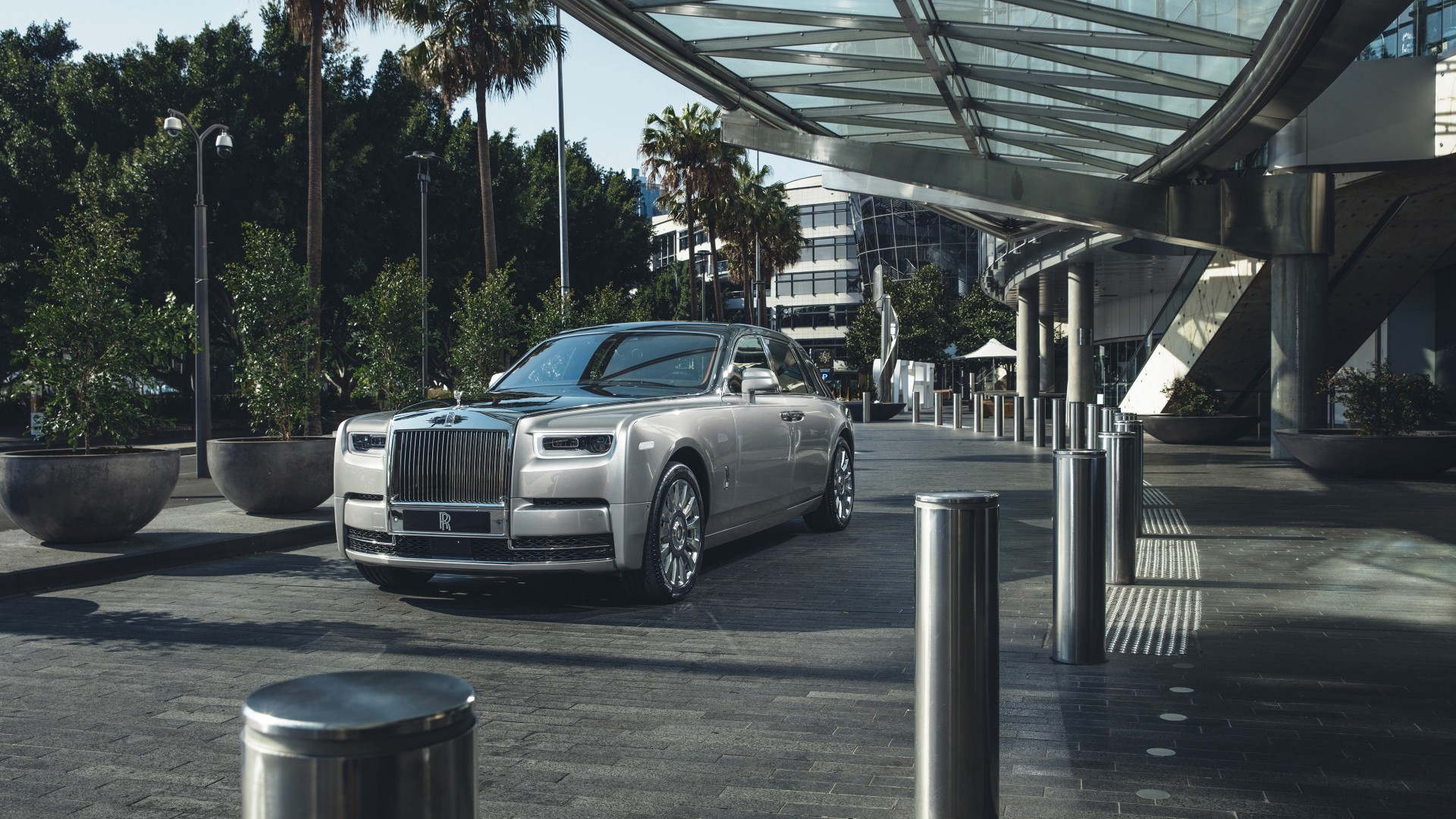 2017 Rolls Royce Phantom 4k 3 Wallpaper Hd Car Wallpapers Id 8790