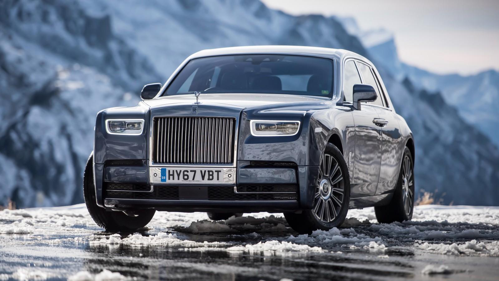 2017 Rolls Royce Phantom 4k 7 Wallpaper Hd Car