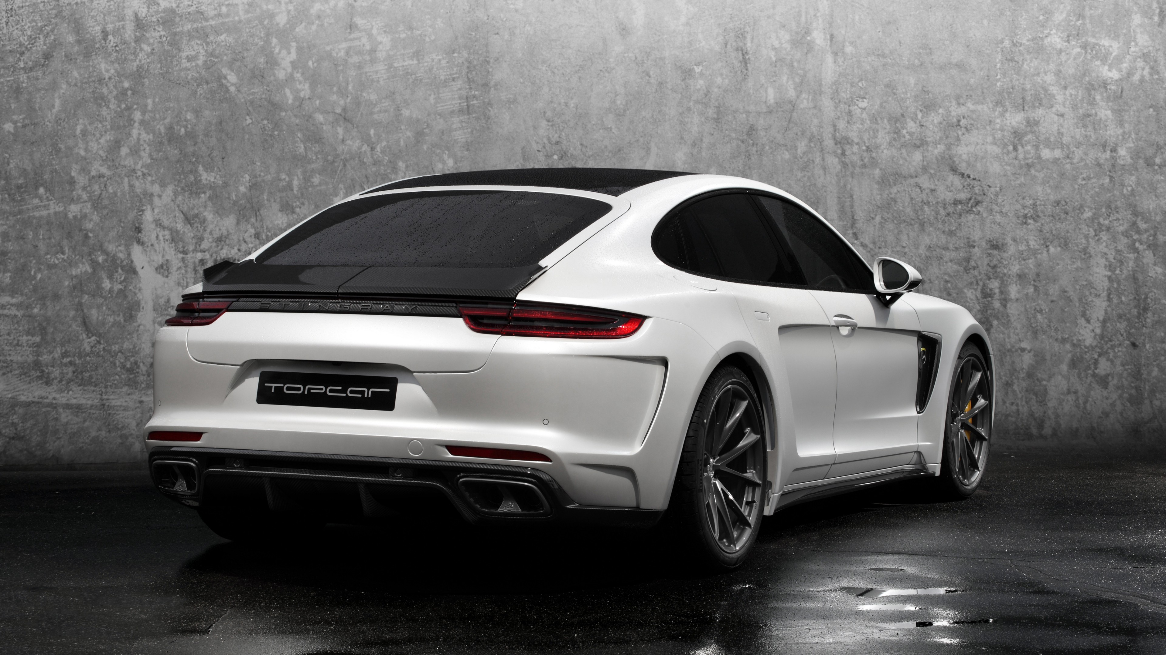 2017 TopCar Porsche Panamera Stingray GTR 2 Wallpaper | HD ...